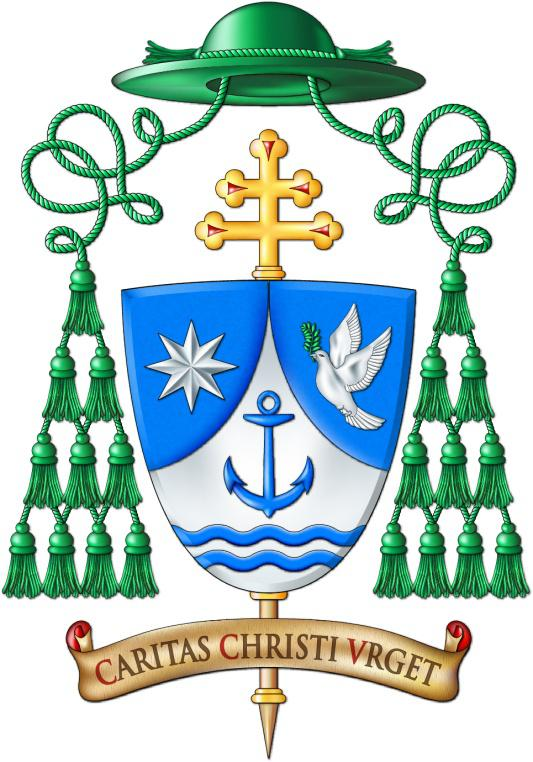 Stemma araldico di S.Ecc.Mons. Michele Pennisi