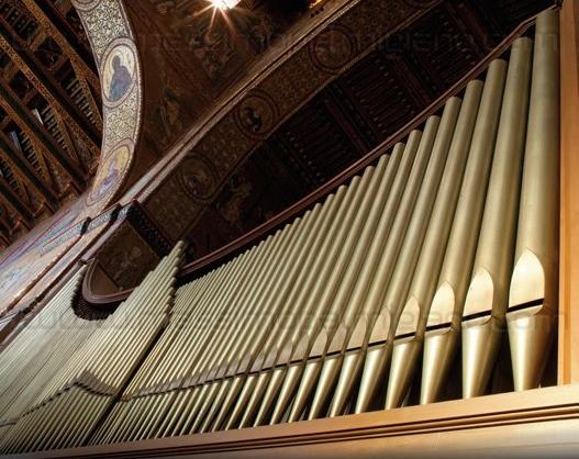 Organo del Duomo di Monreale (www.massimopalmigiano.com)