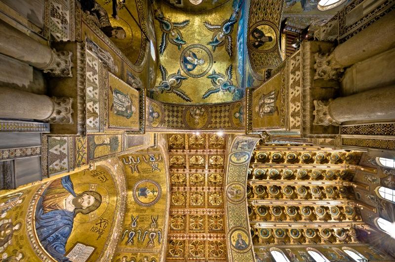 I soffitti del Duomo